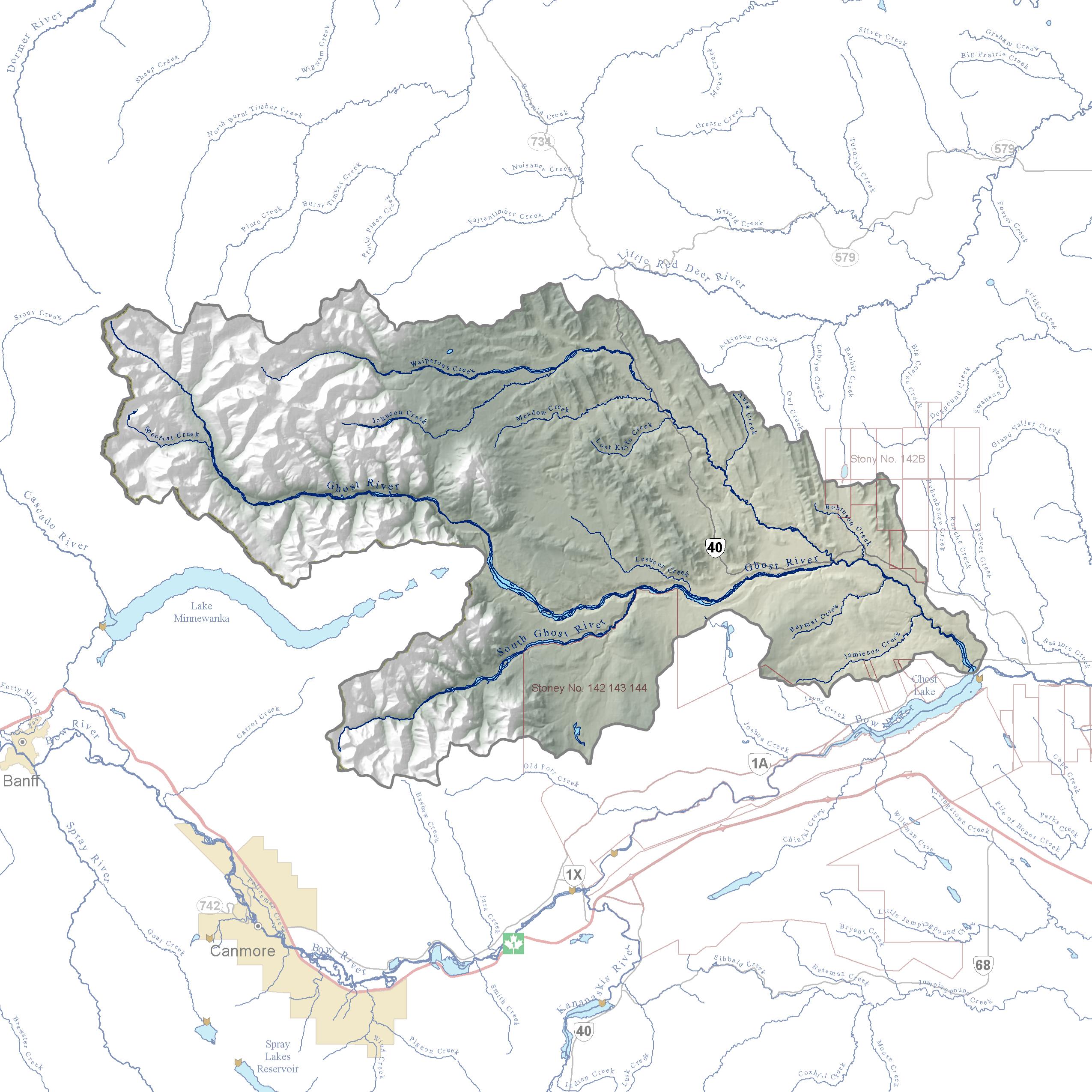 Bow River Basin State of the Watershed